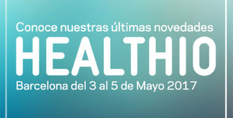 Healthio 2017 Barcelona - Esteve Teijin