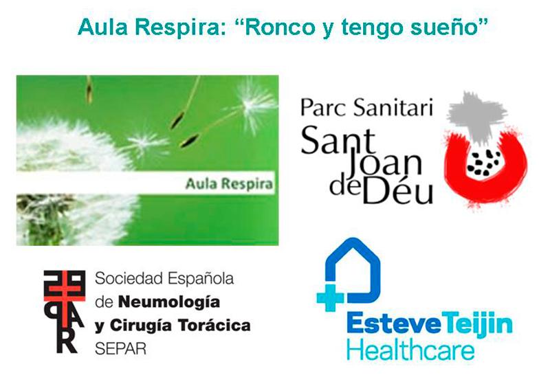 El Parc Sanitari Sant Joan de Déu de Sant Boi y Esteve Teijin ponen en marcha el proyecto Aulas Respira