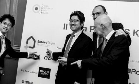 Esteve Teijin a favor de la Innovación y Tecnología en la Gala de los Premios Keicho