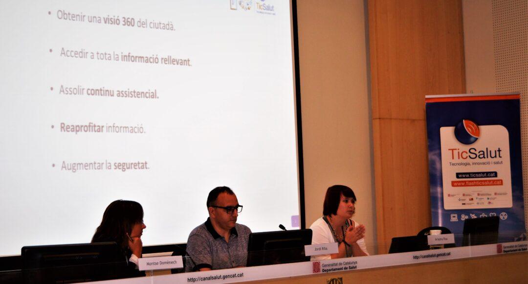 Presentación del Proyecto Intersocial liderado por la Fundació TicSalut