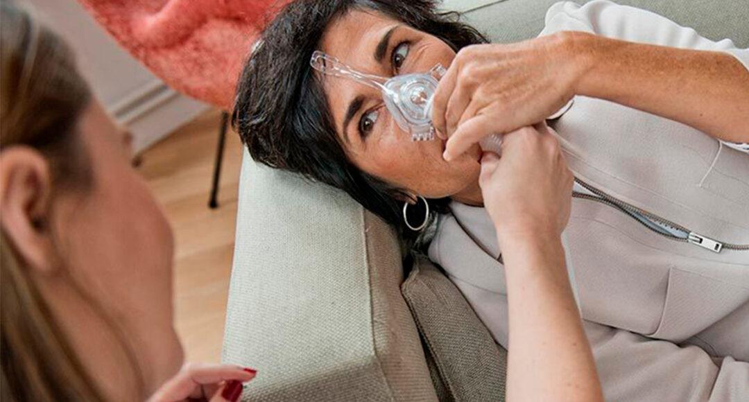 Tratamiento de la apnea del sueño con CPAP