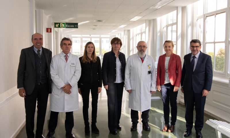 Hospital Clínic inaugura el Espacio de Intercambio de Experiencias con la colaboración de Esteve Teijin