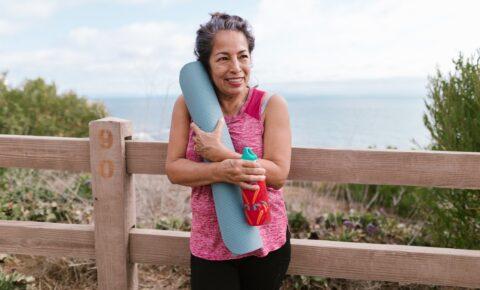 Yoga fácil para personas que viven con patologías respiratorias
